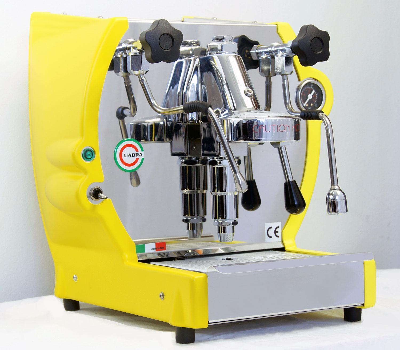La Nuova Era Cuadra Espresso Machine