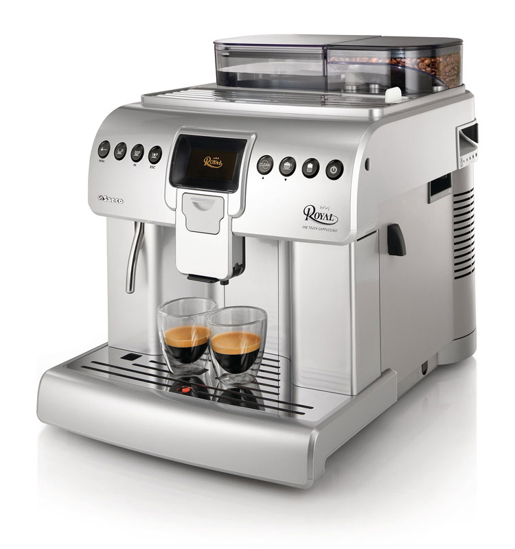 Saeco Royal Cappuccino One Touch Cappuccino Machine