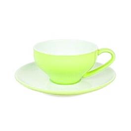 Green Cappuccino Cup Set
