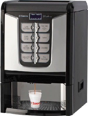 Saeco Phedra Fully Automatic Coffee Machine
